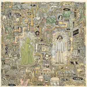 Pochette de l'album Weezer - Ok Human - 2021